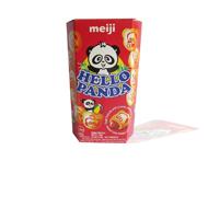 Hello Panda red
